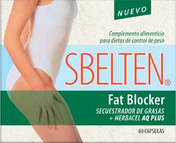 Sbelten-10 Fat Blocker 60 Cap.  - Dieticlar