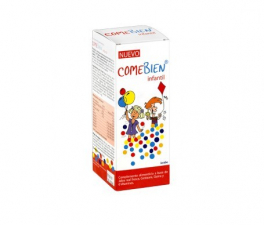 Dieticlar Comebien Infantil Jarabe 250 Ml - Farmacia Ribera
