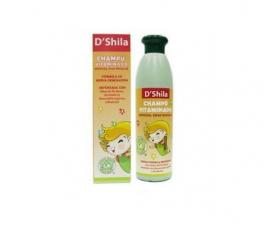 D'Shila Champú Vitaminado Esp.Edad Escolar 250 Ml - Farmacia Ribera