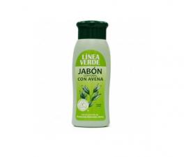 Linea Verde Jabon Corporal Con Avena 400 Ml - Farmacia Ribera