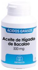 Aceite Higado De Bacalao 500 Ml. 180 Cap.