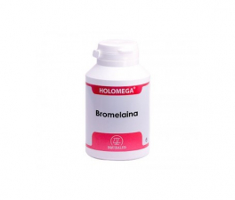 Holomega Bromelaina 180 Cápsulas - Farmacia Ribera