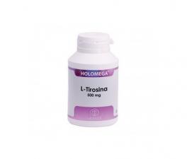 Holomega L-Tirosina 180 Cápsulas - Farmacia Ribera