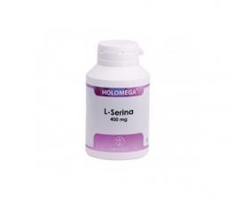 Holomega L-Serina 180 Cápsulas - Farmacia Ribera