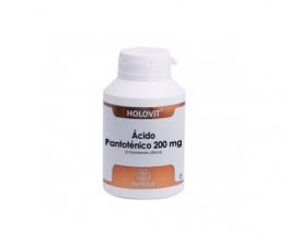Holovit Ácido Pantoténico 200 Mg 180 Cápsulas - Farmacia Ribera