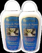 Crema De Manos Aloe + Plantas Medicinales 200 Ml. - Varios