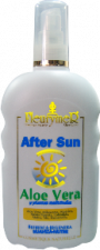 After Sun Aloe Vera Y Plantas Medicinales 250 Ml. - Varios