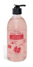 Gel Aloe Vera Con Granada 500 Ml. Derbos