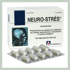 Neuro Stres 60 Cap.