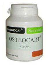 Osteocart (Calcio,Fluor,Vit.A Y D) 650Mg. 60 Cap.  - Fharmocat