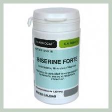 Biserine Forte 40 Cap.  - Fharmocat