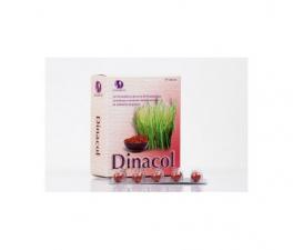 Dinadiet Dinacol 30 Cápsulas - Farmacia Ribera