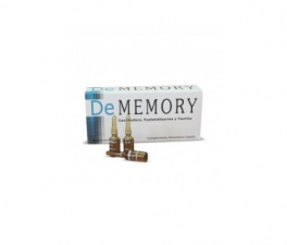 Dememory 20 Ampollas Bebibles De 5 Ml - Farmacia Ribera
