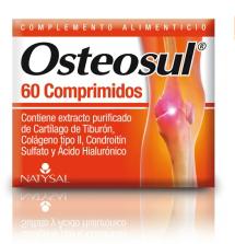 Osteosul (Ext.De Cartilago) 60 Comp