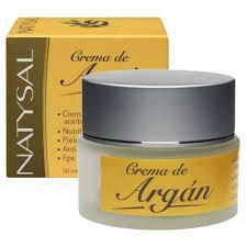 Crema De Argan Natural Eco 50 Ml. - Natysal