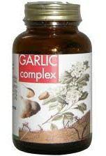 Garlic Complex 90 Cap.  - Espadiet