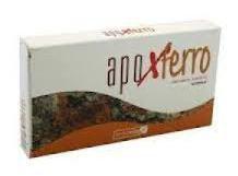 Apoxferro 30 Cap.  - Herbovita
