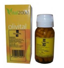 Natursanix Olivital 5 Zc Zinc-Cobre 50 Cápsulas