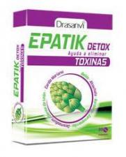Epatik Detox 30 Comp. - Drasanvi