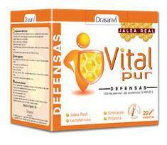 Vitalpur Defensas 20 Viales