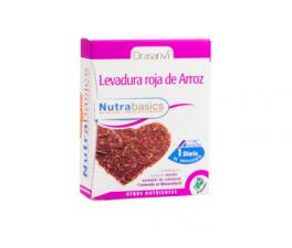 Drasanvi Levadura Roja De Arroz 30 Cápsulas - Farmacia Ribera