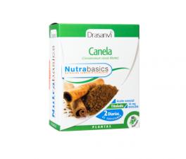 Drasanvi Canela 60 Cápsulas - Farmacia Ribera