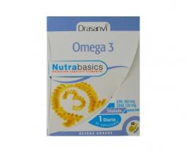 Drasanvi Omega 3 48 Perlas - Farmacia Ribera