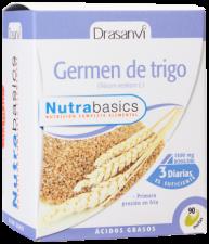 Nutrabasics Germen De Trigo 90Perlas - Drasanvi