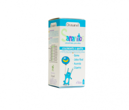 Drasanvi Sananitos Crecimiento Y Apetito 150 Ml - Farmacia Ribera