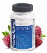 Ketone Raspberry 140 Cap.  - Prisma Natural