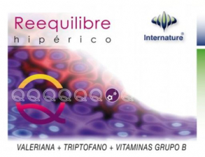 Reequilibre 30 Cap.  - Internature