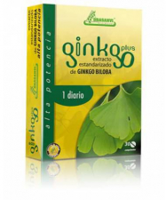 Ginkgoplus 30 Comp. - Drasanvi