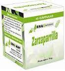 Ergonat galenic Zarzaparrilla 45 Capsulas