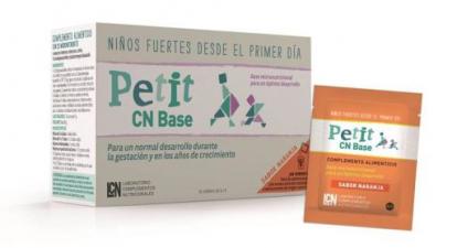 Petit Cn Base Sabor Naranja 30 Sbrs. - Lcn