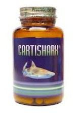 Cartishark Cartilago De Tiburon 740Mg. 300 Cap.