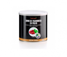 Active Foods Zumo De Frambuesa En Polvo 250G - Farmacia Ribera