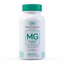 Best Magnesio Complex Best Ceutics 100 cápsulas