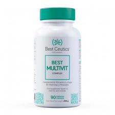 Best Ceutics Best Multivit Complex Bestceutics 90 cápsulas
