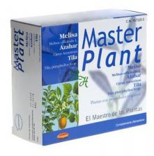 Master Plant Melisa-Tila Y Azahar 10Amp.