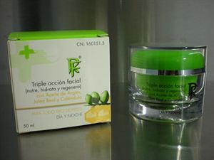 Crema Triple Accion 50 Ml. - Rueda Farma
