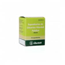 Supositorios Glicerina Vilardell Adultos (18 Supositorios) - Varios