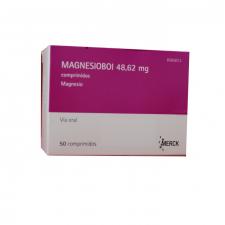 Magnesioboi (404.85 Mg 50 Comprimidos) - Varios