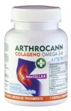 Arthrocann Colageno Omega 3-6 60 Comprimidos