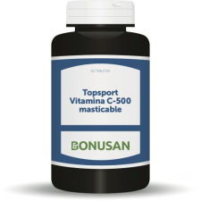 Topsport Vitamina C 500 60 Comp. - Bonusan