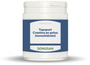 Topsport Creatina Monohidrato Polvo 350 Gr. - Bonusan