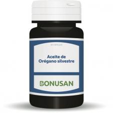 Aceite De Oregano Silvestre 60 Cap.  - Bonusan
