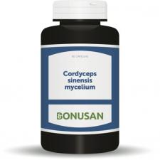 Cordyceps Sinensis Mycelium 90 Cap.  - Bonusan