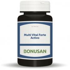 Multi Vital Forte Activo 60 Comp. - Bonusan