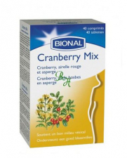 Cranberry Mix (Cistifyt) 40 Comp. - Bional