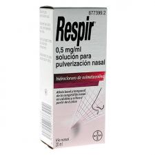 Respir (0.5 Mg/Ml Nebulizador Nasal 20 Ml)